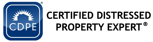 CDPE Certified Distressed Property Experts